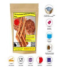 Organic True Ceylon Cinnamon Sticks / Quills Certified Organic spice