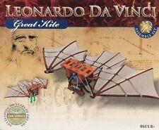ELENCO EDU-61021 Da Vinci Great Kite DIY Kit Ages 8+- FULL LINE OF Da Vinci KITS