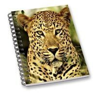 A5 Colorful Spiral Cover Notebook Diary Journal School Notepad New 120 Pages