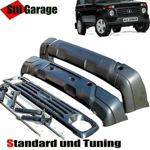Bumper Lada Niva taiga-Urban kit ( can be installed on all models of Lada Niva)