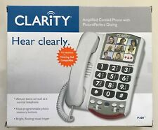 Clarity corded phone model p300