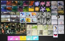 GB GREAT BRITAIN 2004 Complete Commemorative Year, 12 sets, 75 stamps Mint NH