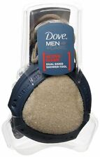 Dove Men + Care Active Clean Shower Tool 1 Each
