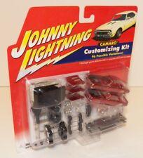 2001 Johnny Lightning 1967/1968 CAMARO CUSTOMIZING KIT #1~ Custom Red ~ NEW!!!