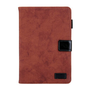 For iPad mini 6th 8.3 in 2021 Case Leather Stand Smart Tablet Business PU Cover