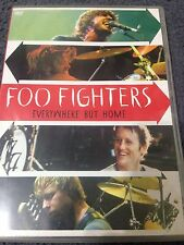 Foo Fighters - Everywhere But Home DVD Music