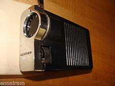 Vintage Lloyd's Model 9K41 AM Solid State 8 Trans Portable Radio camera style
