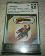 Superman Cassette: Original Radio Broadcast