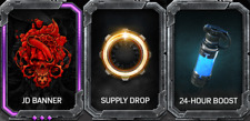 JD BANNER PACK DLC for GEARS OF WAR 5 XBOX ONE Supply Drop 24 Hour Boost