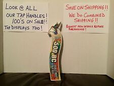 Humboldt 500 BC Double IPA India Pale Ale Beer Tap Handle Hummingbird NEW&SEALED