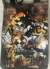 HENNESSY X VHILS Limited Edition Tote Bag 2018 Exclusive Henny Art Collectable