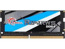G.SKILL Ripjaws Series 8GB 260-Pin DDR4 SO-DIMM DDR4 2400 (PC4 19200) Laptop Mem