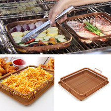 Gotham Steel Large Crisper Tray - Brown