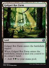 x4 Golgari Rot Farm MTG Iconic Masters M/NM, English