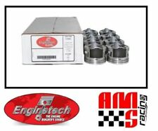 COATED SKIRT DOME PISTONS for 2005-2008 DODGE JEEP 300 CHARGER MAGNUM 5.7L HEMI