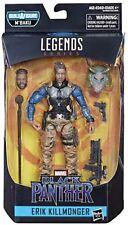 Marvel Legends Black Panther Wave 2 Erik Killmonger Presale M'Baku BAF