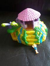 Polly Pocket Tiki Hut/Giungla/Beach House-MATTEL 2000
