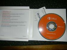 DVD Microsoft Office Professional Plus 2016 Full Version [New Sealed Box]