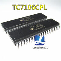5PCS TC7106CPL TC7106 DIP-40 NEW