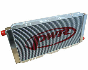 PWR Radiator 42mm fits Lotus Elise S2/Europa S 2004 PWR6279