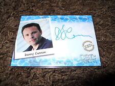 CSI Miami Autograph Trading Card Very Limited Danny Cannon Producer MI-A9