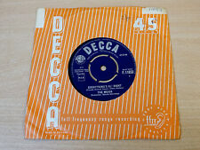 "EX- !! The Mojos/Everything's Alright/1964 Decca 7"" Single"