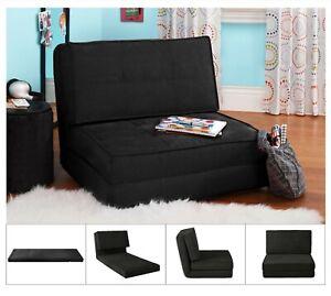 Your Zone Flip Chair, Black