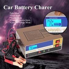 12V/24V 10A Intelligent Chargeur de Batterie Voiture Chariot Véhicule Électrique