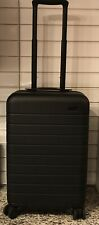"""Away Luggage Black Carry On Roller 21"""""""