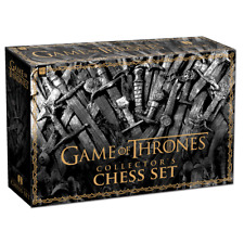 Game of Thrones - Collector's Chess Set - Loot - BRAND NEW