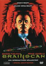 Brainscan , special 100% uncut Edition , DVD , Neuware , Edward Furlong