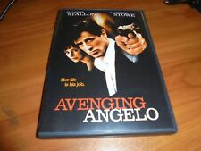 Avenging Angelo (DVD, Widescreen 2003) Used Sylvester Stallone,