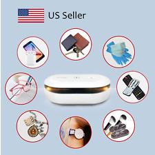 UV Light Phone Sterilizer , Wireless Charging ,