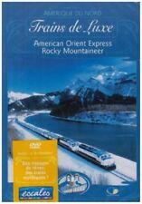 Trains De Luxe : Amerique du Nord DVD NEUF SOUS BLISTER