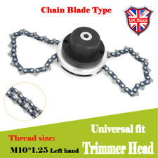 Universal Trimmer head Brush Cutter Grass Lawn Mower Gas petrol Strimmer
