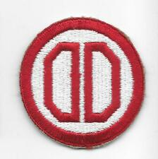 WWII 31st Infantry Division patch