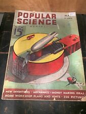 Popular Science May 1935 Issue.