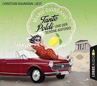 TANTE POLDI UND DER SCHÖNE ANTONIO - GIORDANO,MARIO  6 CD NEU