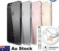 IPhone 8 / 7 / 6 / 7Plus  Ultra Thin Clear Crystal Transparent TPU Case