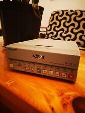 Sony DSR-11 NTSC/PAL DVCAM+MiniDV Player Recorder PRO VCR Deck