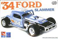 AMT ERTL 1:25 1934 Ford Slammer Plastic Model Kit #21693