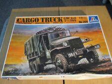 Italeri - Cargo Truck - N° 205 Kit De Montage 1:35