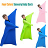 Sensory Sack Body Sock Sox Full Body Wrap for Kids Autism Anxiety Relieve stress