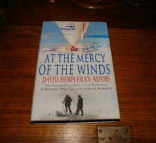 AT THE MERCY OF THE WINDS BY DAVD HEMPLEMAN-ADAMS-SIGNED COPY