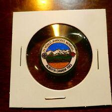 15th World Jamboree 1983 - Alberta, Canada - Hat Pin