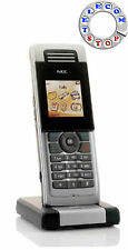 New NEC G355 IP DECT Phone - Telephone Inc Adaptor & Cradle - Inc VAT & Warranty