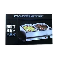 New ListingBuffet Server new in box Ovente electric food warmer party hostess serve ware