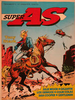 SUPER AS N°12  1979 (GRATON,WEINBERG,MORA,AIDANS)