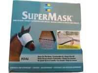 SuperMask Horse Fly mask foal size New