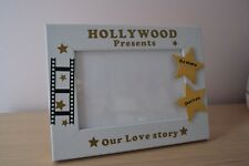Personalised Handmade cadre photo Hollywood, amour, Bal, Mariage, vacances